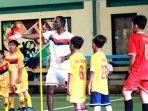 Plus Football Academy benar-benar serius dalam membina siswa didik