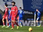 HASIL Liga Inggris: Gol Indah Salah Mubazir, Liverpool Kalah & Ulangi Catatan Kelam 7 Tahun Silam