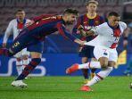 HASIL Barcelona vs PSG Liga Champions: Penemuan Pemain yang Selevel Messi & Ronaldo Versi Griezmann