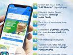 LAZ Al Azhar Gelar Momen Serentak Donasi Zakat Masyarakat 2021 Lewat Platform Digital
