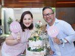 Sehari Jelang Pernikahan Kesha Ratuliu, Mona Ratuliu dan Indra Brasco Lebih Deg-degan