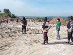 Geger Temuan Ratusan Mortir di Areal Pertambangan Pabrik Semen di Cirebon
