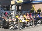 Murahnya Harga Sepeda Motor Bekas di Jepang, Ada yang Dijual Rp 13.000 Per Unit