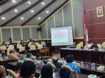 Sekda Papua Paparkan Sejumlah Masalah Otsus di Hadapan Pimpinan MPR for Papua