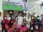 Sambut Ramadan, Pimpinan MPR Berikan 1.708 Paket Bantuan untuk Warga Lamahu se-Jabodetabek