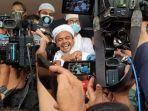 Rizieq Shihab Dijadwalkan Jalani Sidang Perkara Test Swab RS UMMI Hari Ini