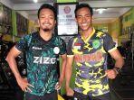 Bek Kanan Persita Tangerang Tunjuk Agen Agar Kontrak tak Bermasalah