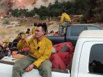 Cerita WNI Bantu Padamkan Kebakaran 22 Ribu Hektar Hutan di California Selatan