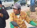 Detik-detik Muklis Bertemu Harimau Lapar di Solok, Diduga Binatang Buas Itu Makan Sepatu Bot