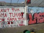 Mural Bernada Protes Juga Hiasi Kota Bogor, Bakal Dihapus ?