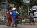 AS Jatuhkan Sanksi Dua Jenderal Myanmar