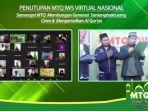 DPP IWS Sukses Adakan MTQ Virtual Nasional Pertama Tahun 2021