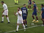 HASIL Huesca vs Real Madrid Babak Pertama: Imbang 0-0, Benzema Terisolir, Lini Serang El Real Memble