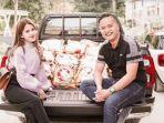 Pasangan Selebgram Nanda Adi Surya dan Putri Rachmadania Cerita Karier hingga Hobi Berbagi