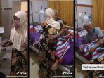 Viral Video Pertemuan Mengharukan Kakek Nenek setelah Seminggu Berpisah, Netizen: Setia Itu Mahal