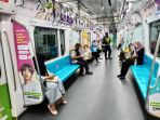 MRT Jakarta Ubah Jadwal Keberangkatan, Berlaku Mulai Hari Ini