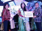 Ni Luh Putu Diah Terpilih Menjadi Miss Internet Indonesia 2019