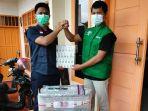 NusaLabs Indonesia Kirim Bantuan Produk Kesehatan Untuk Korban Gempa Sulbar