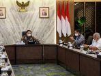 Pesan Menko Airlangga ke Anindya dan Kadin Daerah soal Ekonomi Indonesia