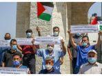 Israel Nilai Kunjungan UEA Sebagai Sebuah Sejarah, Palestina Sebut Memalukan