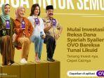 OVO, Bareksa dan Syailendra Capital Hadirkan Reksa Dana Syariah, Investasi Mulai Rp 10.000