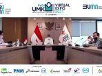 Kementerian BUMN Buka Pasar Digital UMKM Virtual Expo 2021