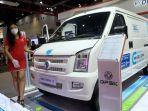 DFSK Meluncurkan Mobil Listrik Niaga Gelora E pada Ajang IIMS Hybrid 2021