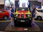 Inden Menumpuk, Suzuki Jimny Segera Diproduksi di India