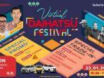 Daihatsu Bakal Gelar Kembali Pameran Mobil Virtual