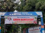 Andin dan Aldebaran Ikatan Cinta Jadi Program Kesehatan Warga Kampung KB Bojongsari Depok