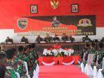 Pangdam Cenderawasih Minta Prajurit Promosikan Program Vaksinasi di Kabupaten KepulauanYapen
