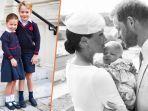 5 Protokol Kerajaan pada Bayi dan Tradisinya, Meghan Markle dan Pangeran Harry Pernah Melanggar