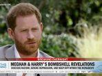 Pangeran Harry Bicara dengan William & Charles Pasca Wawancara Oprah, Anggap Obrolan Tidak Produktif