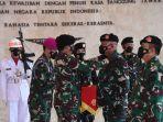 Panglima TNI Serahkan Jabatan Kasum TNI ke Letjen Ganip Warsito