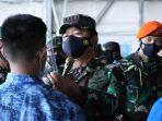 53 Prajurit KRI Nanggala 402 Mendapatkan Kenaikan Pangkat Luar Biasa dan Bintang Jalasena Nararya