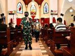 Panglima TNI Tinjau 4 Gereja di Makassar Untuk Pastikan Perayaan Paskah 2021 Berjalan Aman