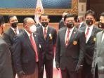 Dilantik Jadi Ketua Umum PB Forki, Panglima TNI Fokus Event Nasional dan Internasional Tahun 2021