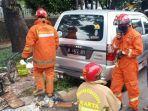Panther Nyeruduk Pedagang Gorengan di Tebet, Korban Terseret 20 Meter dan Meninggal di Tempat