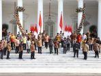 Kaleidoskop 2020: Deretan Pembantu Presiden Jokowi yang Terpapar Covid-19