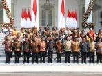 Jokowi Ancam Pecat Menterinya Jika Kerja Tak Becus