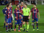 HASIL Liga Spanyol - Komentar Koeman seusai Barcelona Pesta Gol, Bahas Peluang Juara & Rekor Messi