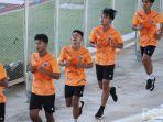 Menu Latihan Intensitas Tinggi Timnas U-19 Indonesia ala Shin Tae-yong