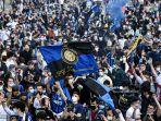 Inter Milan Dinanti Sejarah Baru sebagai Penambah Manis Pesta Perayaan Scudetto Liga Italia