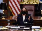 Joe Biden Tunjuk Kamala Harris Pimpin Upaya Membendung Arus Imigrasi ke AS
