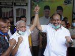 MK Tolak Gugatan Pilkada Asahan yang Diajukan Cabup/Cawabup Nurhajizah Marpaung - Hendri Siregar