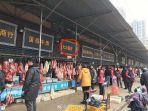 Lion Air Group Stop Sementara Penerbangan ke Wuhan China
