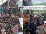 KAI Commuter Minta Waktu Operasional Pasar Tanah Abang Diatur untuk Hindari Kerumunan