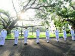 Profil Tim Sabang, Pengibar Bendera Merah Putih di Istana, dan Sosok Komandan Serta Perwira Upacara