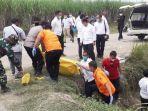 Sepasang Suami Istri Ditemukan Tewas Bersimbah Darah di Area Kebun Tebu Binjai, Sepeda Motornya Raib
