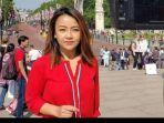 Jurnalis VOA Asal Indonesia, Patsy Widakuswara Kembali Bertugas di Gedung Putih